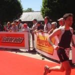 IMUK 70.3 finish
