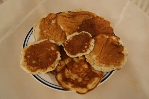 Misfit pancakes